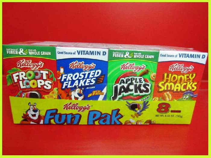 Froot Loops Cereal Bars Welcome to Radha Expor...