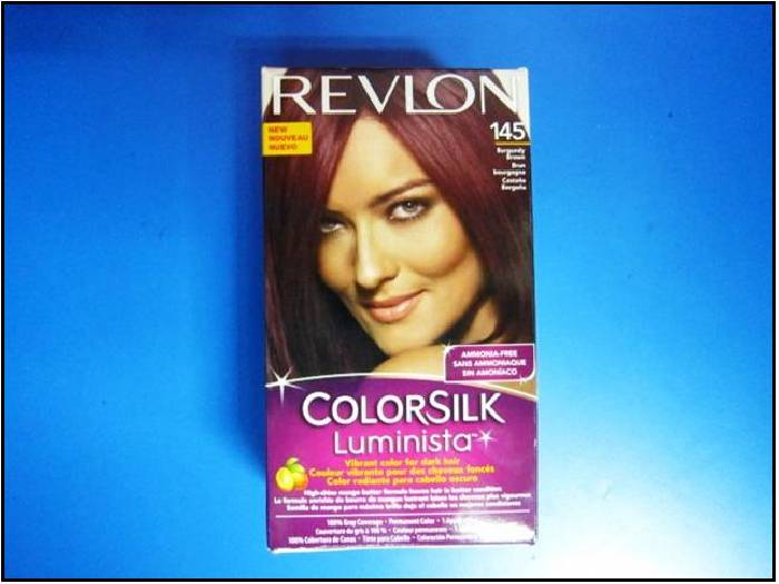 revlon colorsilk luminista 165 light caramel brown color. Black Bedroom Furniture Sets. Home Design Ideas